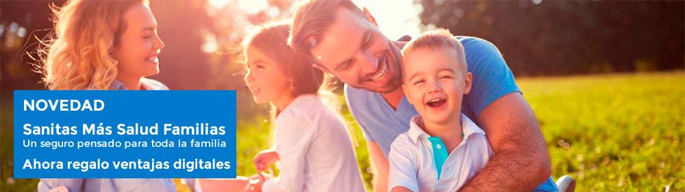Sanitas Mas Salud Familias Plus