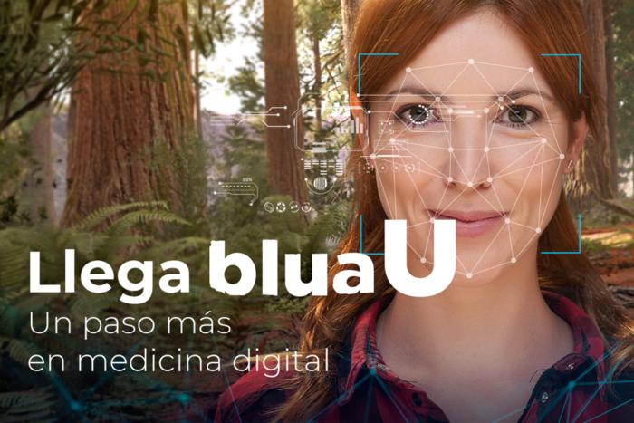 Complemento Digital Blua U de Sanitas